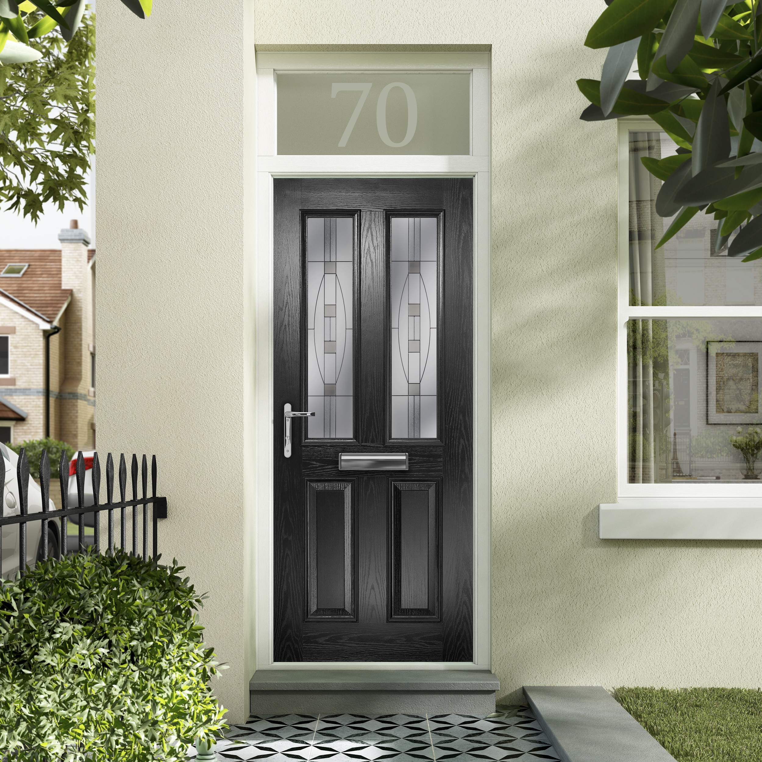 capitalising on homeowners love of composite doors
