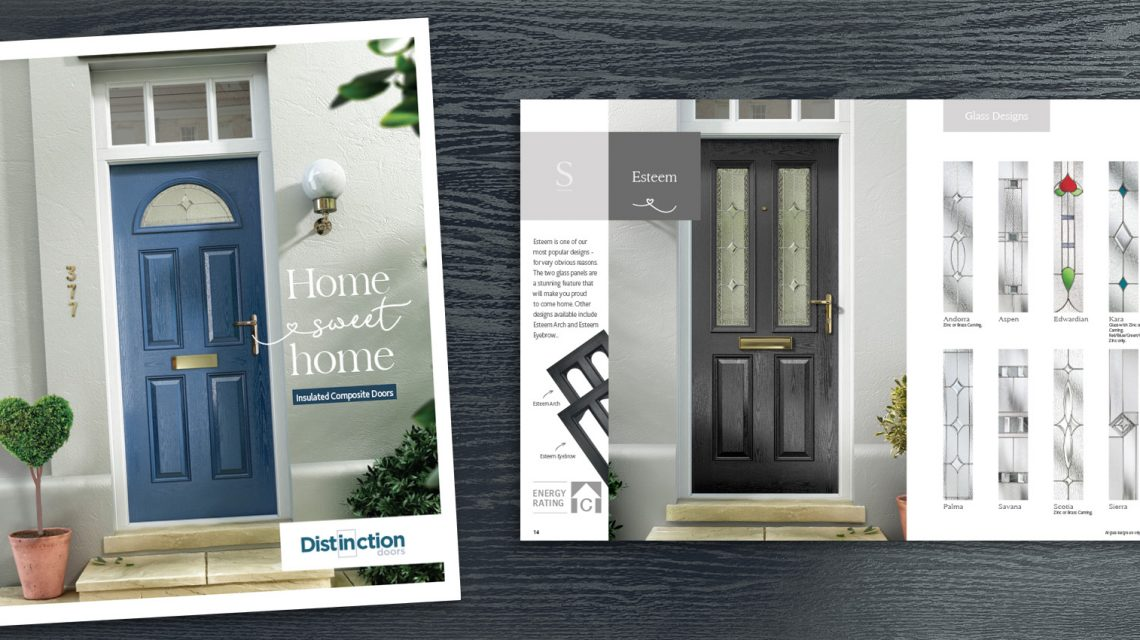 Our Marketing Support & Trade - Distinction Doors