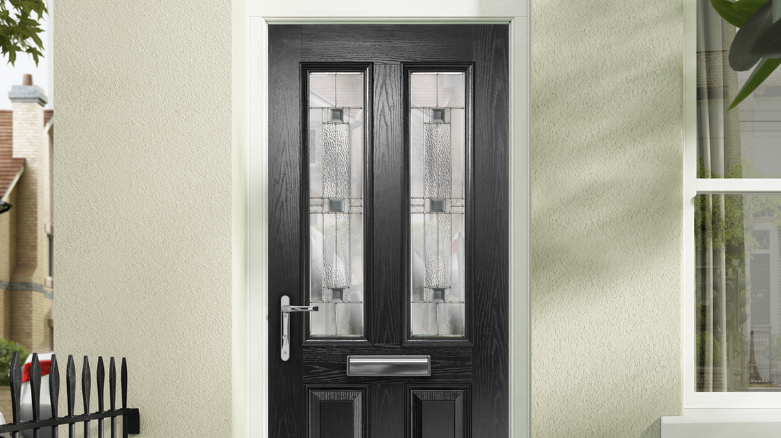 The UK\'s No.1 Selling Entrance Door - Distinction Doors
